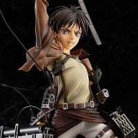 Eren Yeager - 1/8 (Good Smile Company) New