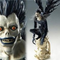 Death Note Ryuuk Craft Label