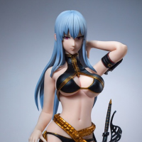 Selvaria Bles - Seamless Action Figure - 1/6 New