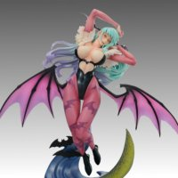 Morrigan Aensland CFB Creator's Model