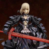 Saber Alter huke Collaboration Package A/A
