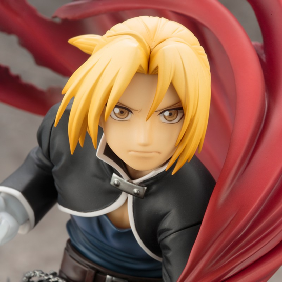 ARTFX J Edward Elric Limited Ver. A/A - Click Image to Close