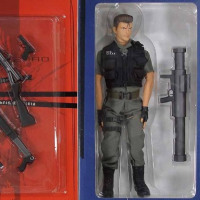 Chris Redfield - Life Action Figure - 1/6 (Dragon) A/B