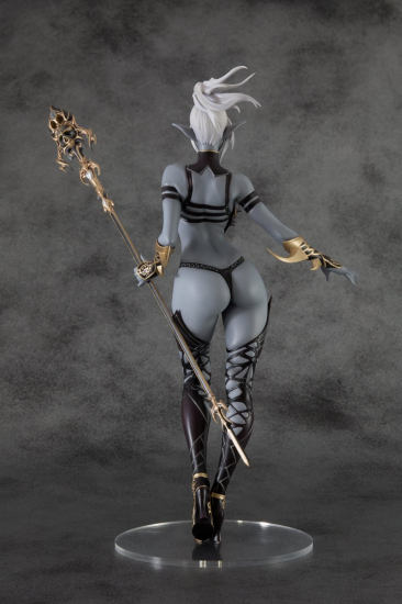 Dark Elf - 1/7 - Regular Edition (Orchid Seed) A/A - Click Image to Close