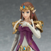figma Zelda Twilight Princess Ver. A/A