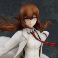 Kurisu Makise 1/8 White Coat Ver. A/A