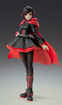 Ruby Rose Super Action Statue New