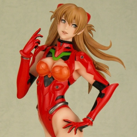 Souryuu Asuka Langley Creators' Labo #026 A/A - Click Image to Close