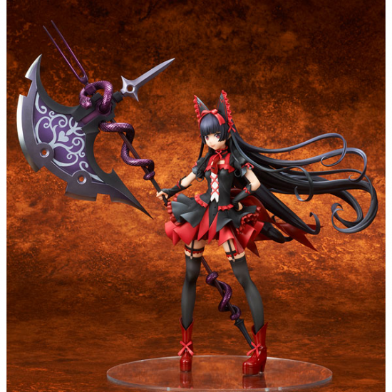 Rory Mercury 1/7 QuesQ A/A - Click Image to Close