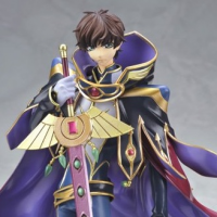 Kururugi Suzaku Knight of Zero 1/8 A/A