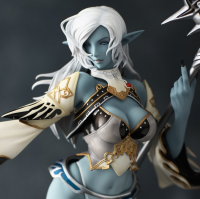 Lineage 2: Dark Elf 1/7 Max Factory A/A