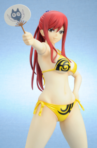 Gigantic Series Erza Scarlet Limited Ver. A/A