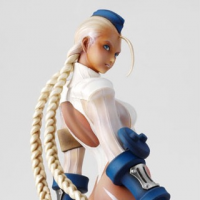 Cammy Authentic White 1/6 A/B
