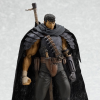 figma Guts: Black Soldier ver. A/A