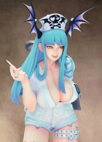 Morrigan Aensland Nurse Ver. A/A